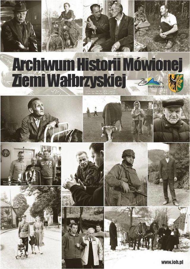 Projekt wspiera Starostwo Powiatowe w Wałbrzychu